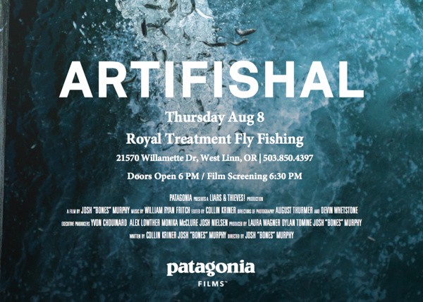 Artifishal Showing