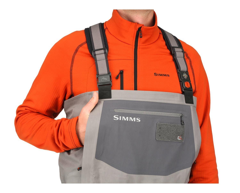Simms G4 Pro Stockingfoot Wader, Slate