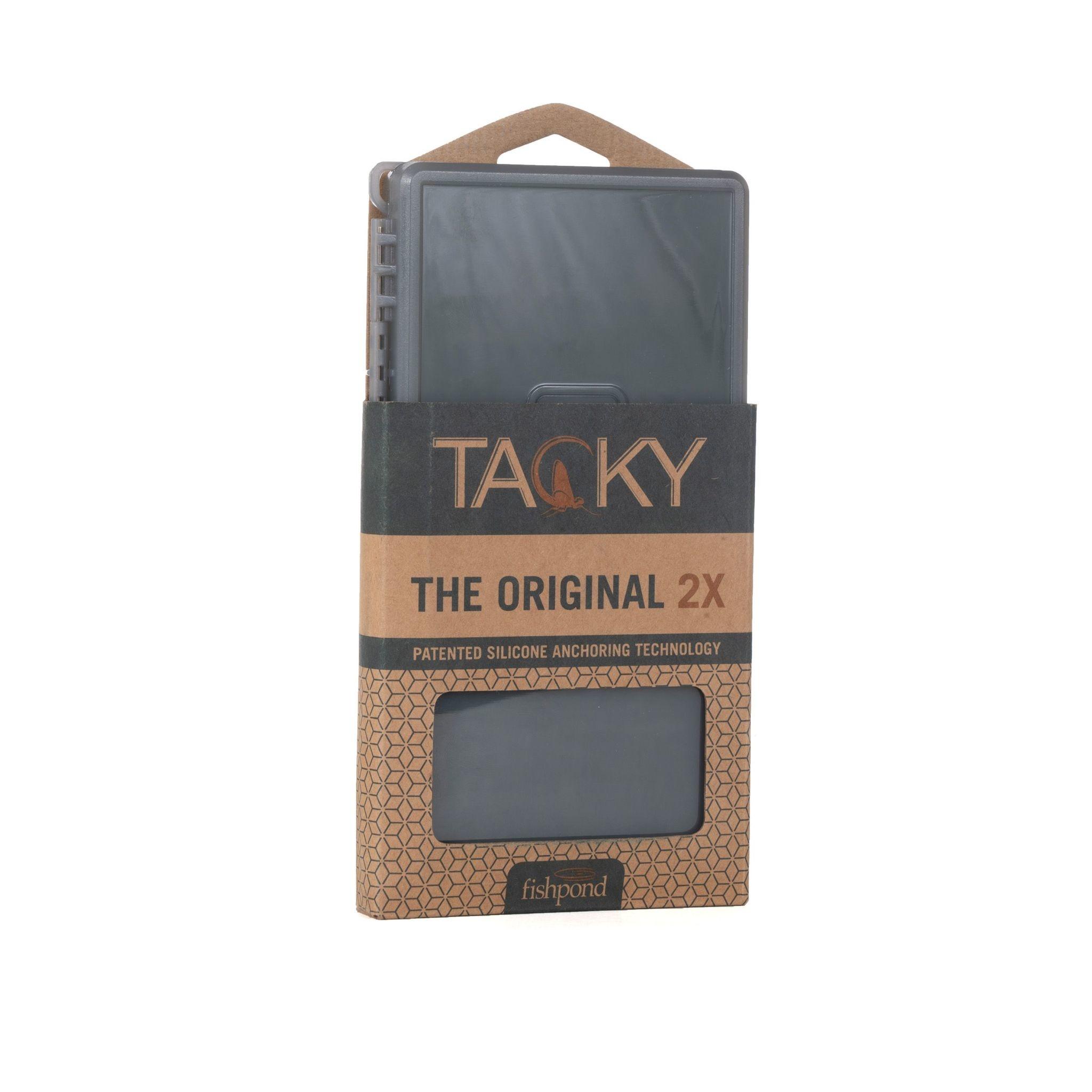 Tacky Fly Fishing Original Box- 2x