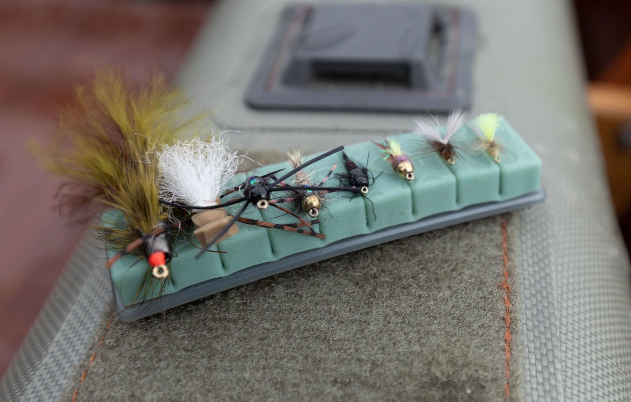 Tacky Fly Dock
