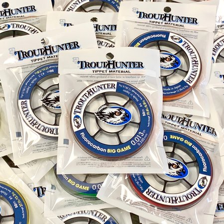 Trouthunter Big Game Fluorocarbon- 50m
