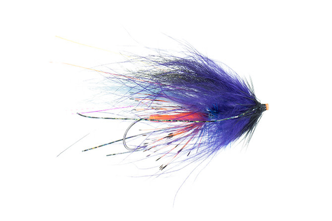 Berry's Rambulance Tube Fly Blue