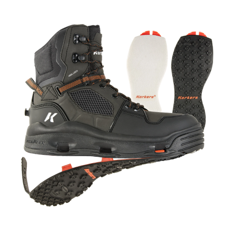 Korkers Terror Ridge Boot Kling-on & Felt