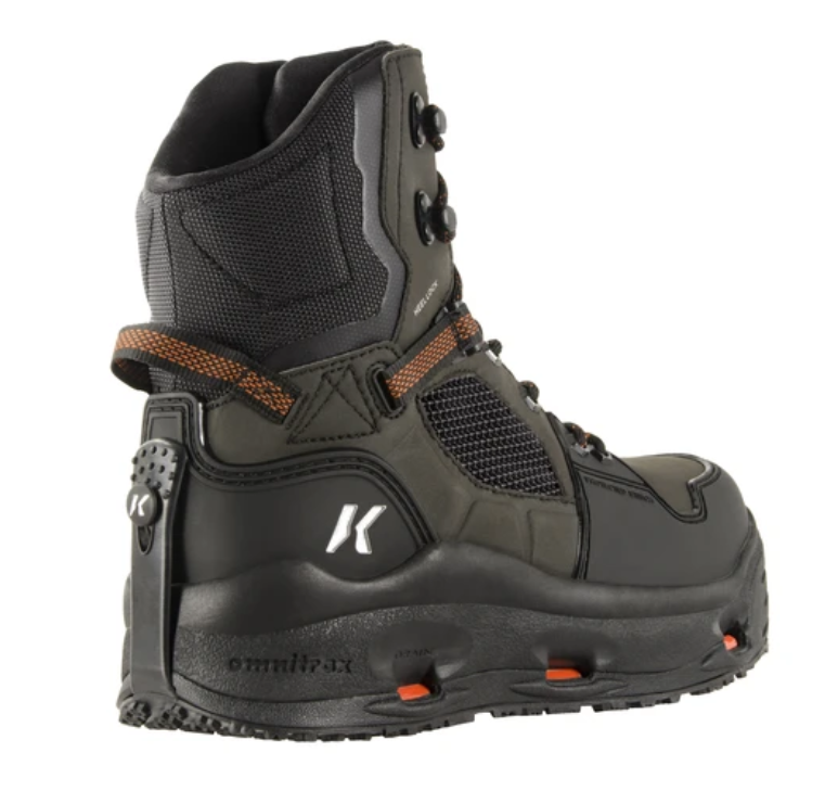 Korkers Terror Ridge Boot Kling-on & Felt