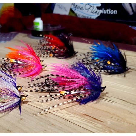 Winter Steelhead Tying Class with Bryan Stinson
