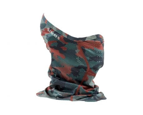 Simms SunGaiter, Hex Flo Camo Rusty Red