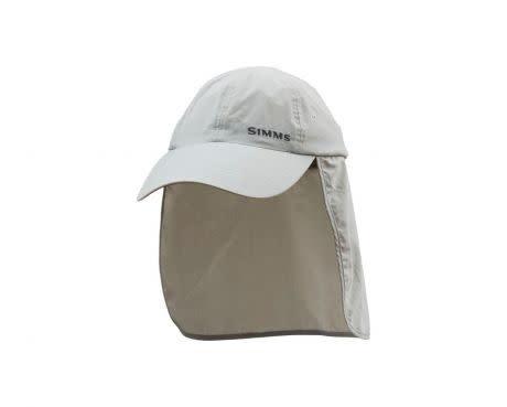 Simms  Superlight Sunshield Cap, Sterling
