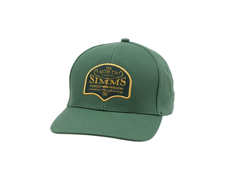 Simms Northbound Cap, Evergreen