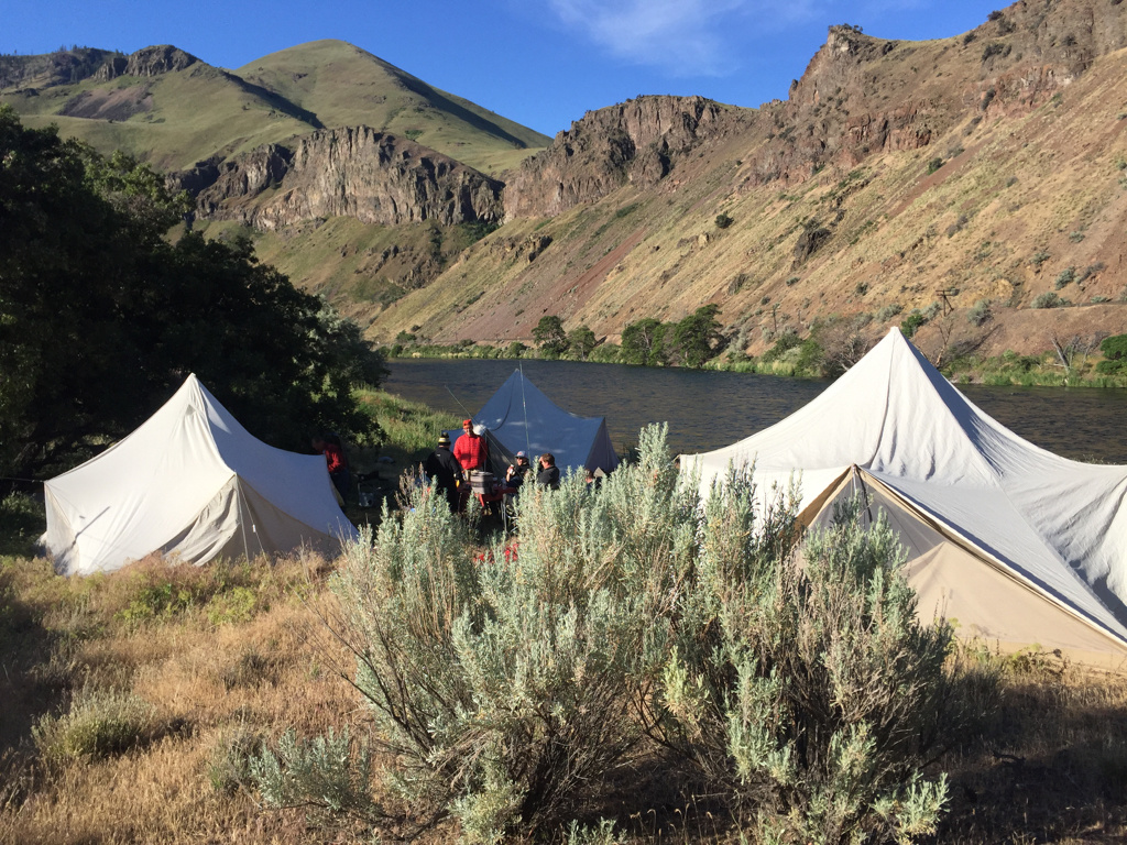 Deschutes Trout Camp