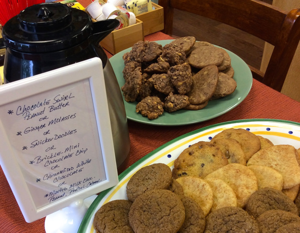 Virtual Cookies