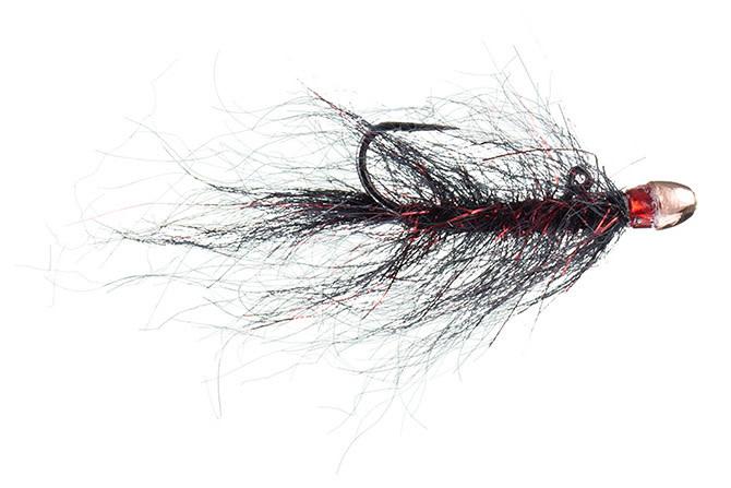 Chan's Balanced Ruby Eyed Leech Black/Red Sz 10