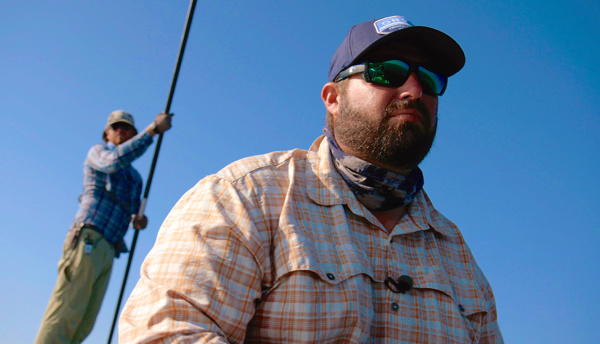 Fly Fishing the Gulf Coast of Louisiana with Captain Lucas Bissett