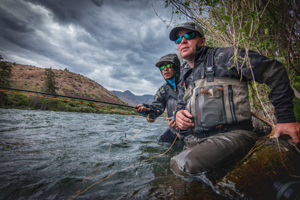 Salmonflies, Steelhead, and Shad with Rob Crandall
