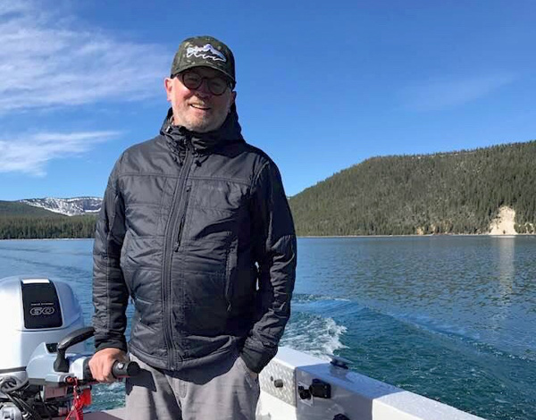 Fly Fishing Central Oregon Lakes with Jeff Perin