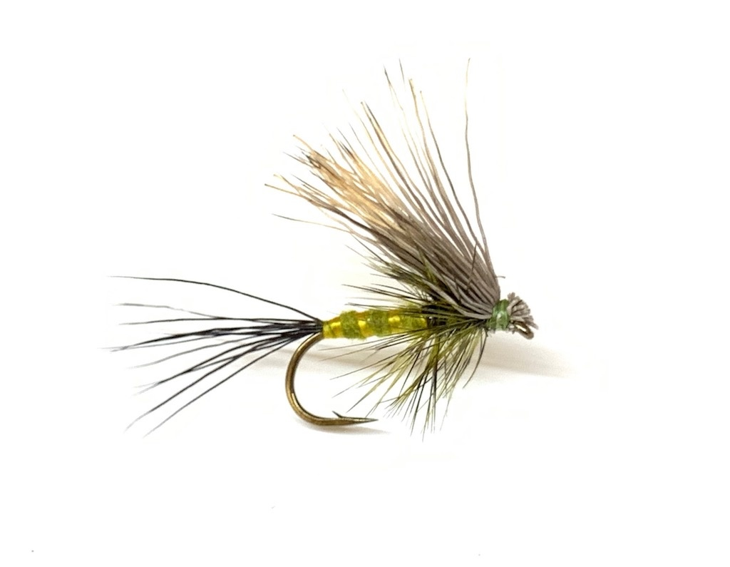 Hairwing Dun Green Drake