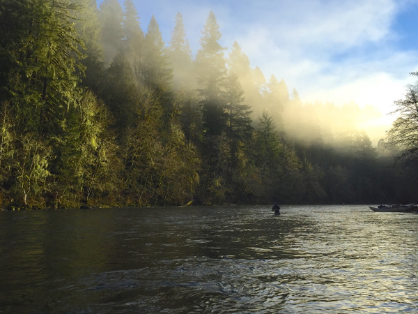 ODFW Proposes Changes to Sandy River Regulations