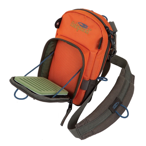 Fishpond San Juan Vertical Chest Pack Bahama Blue One Size