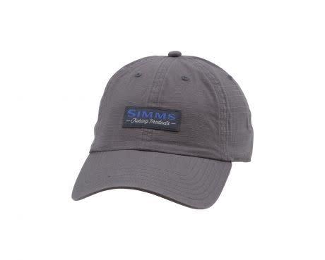 Simms Ripstop Cap, Slate