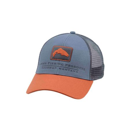 Simms Trout Icon Trucker, Storm