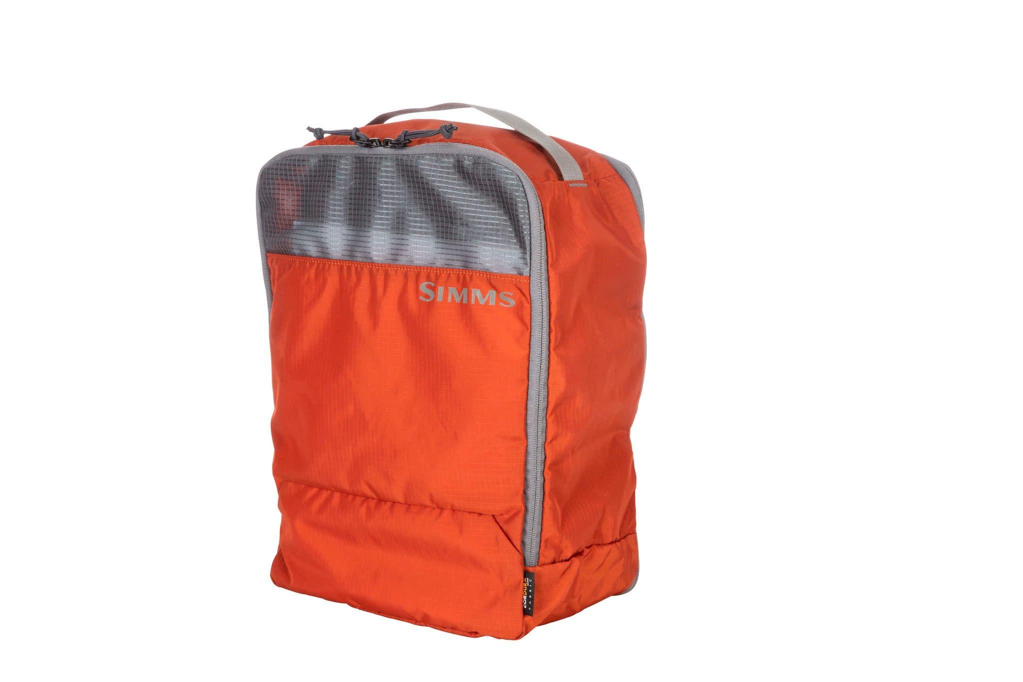 Simms GTS Packing Kit- 3 Pack Simms Orange