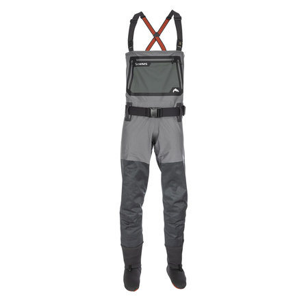 Simms G3 Guide Stockingfoot Wader, Shadow Green