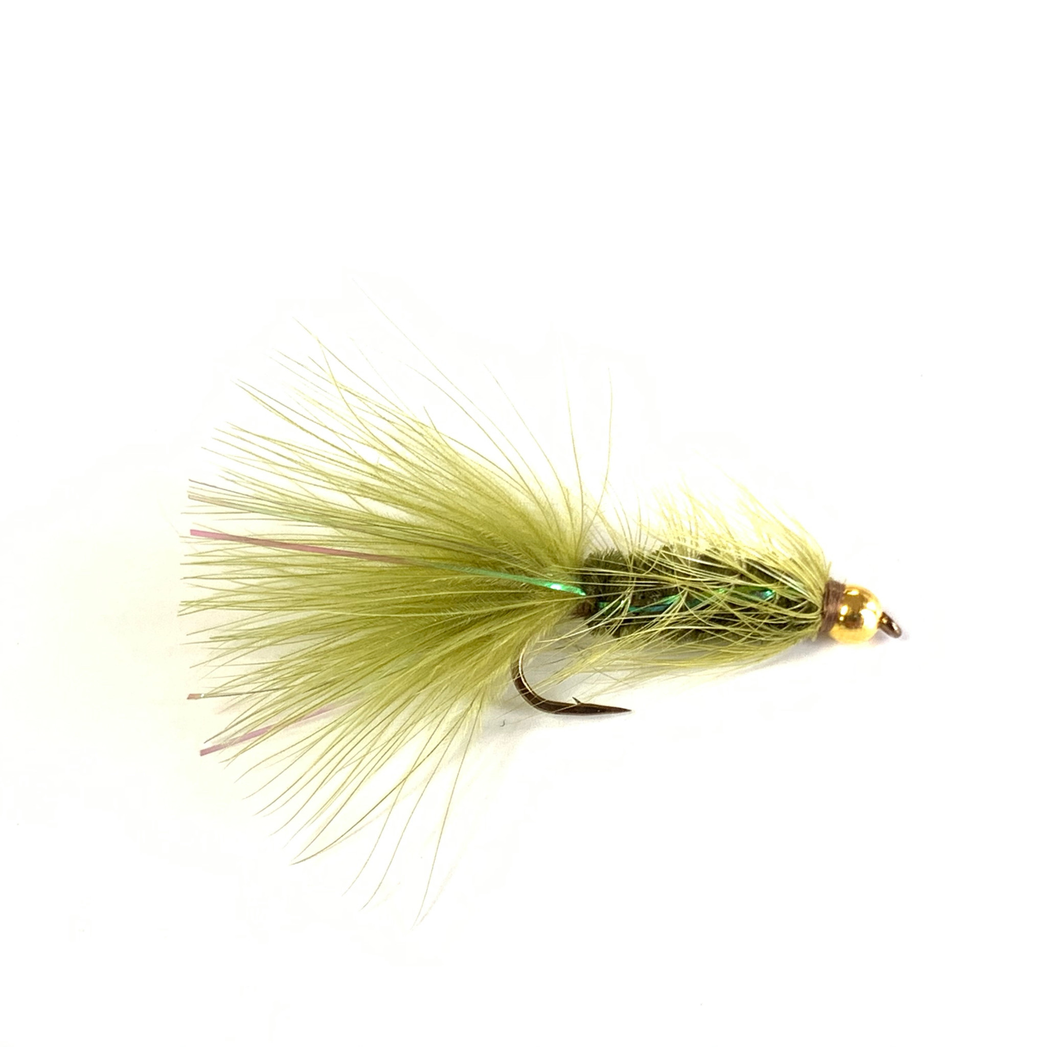 GB Woolly Bugger