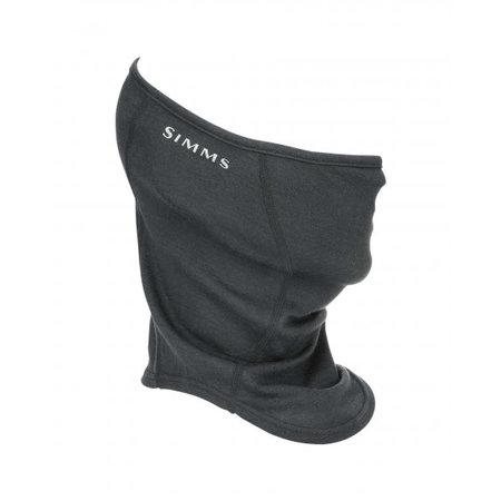 Simms Lightweight Wool Neck Gaiter, Carbon