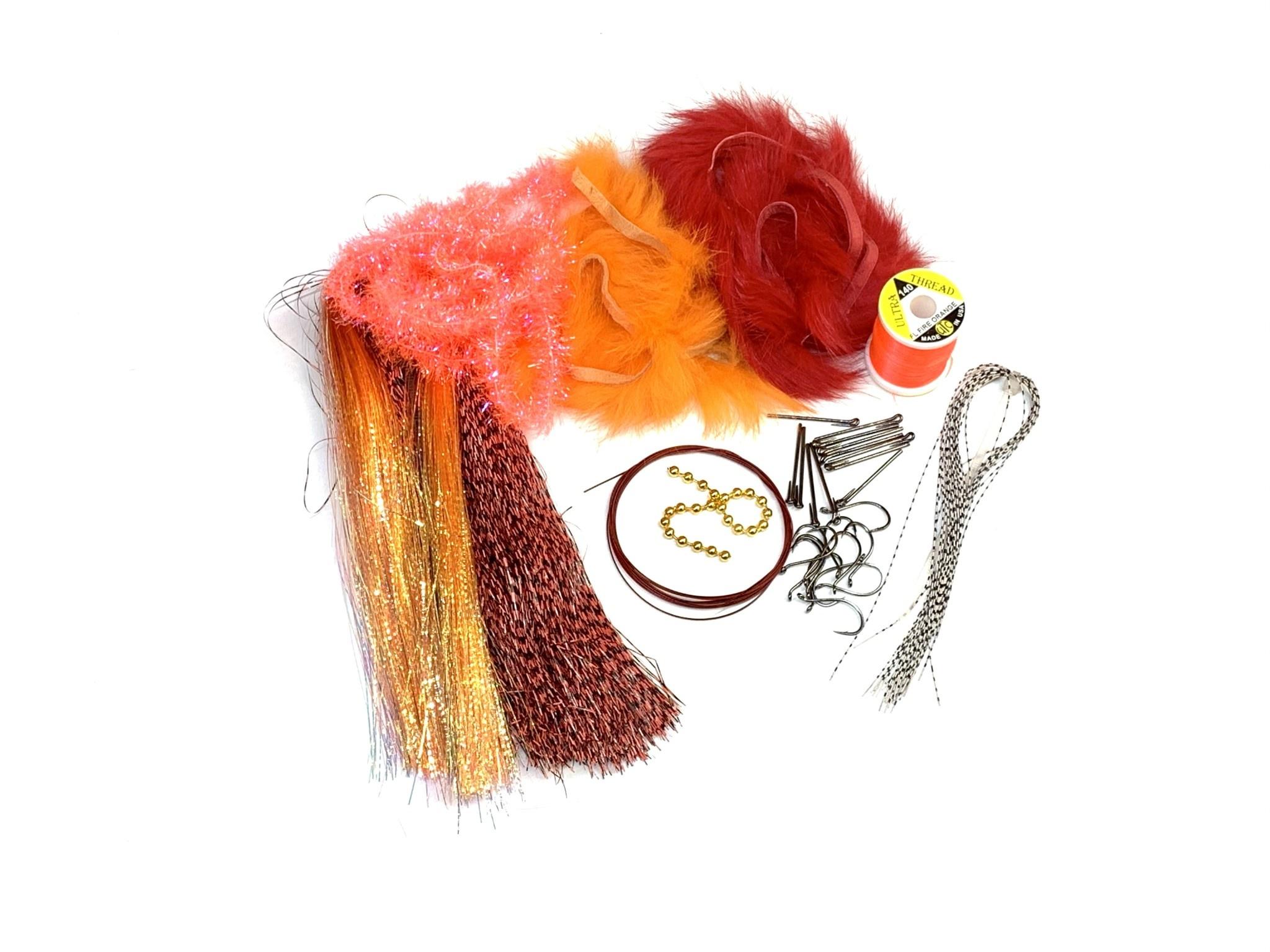 Klamath Intruder Fly Tying Kit