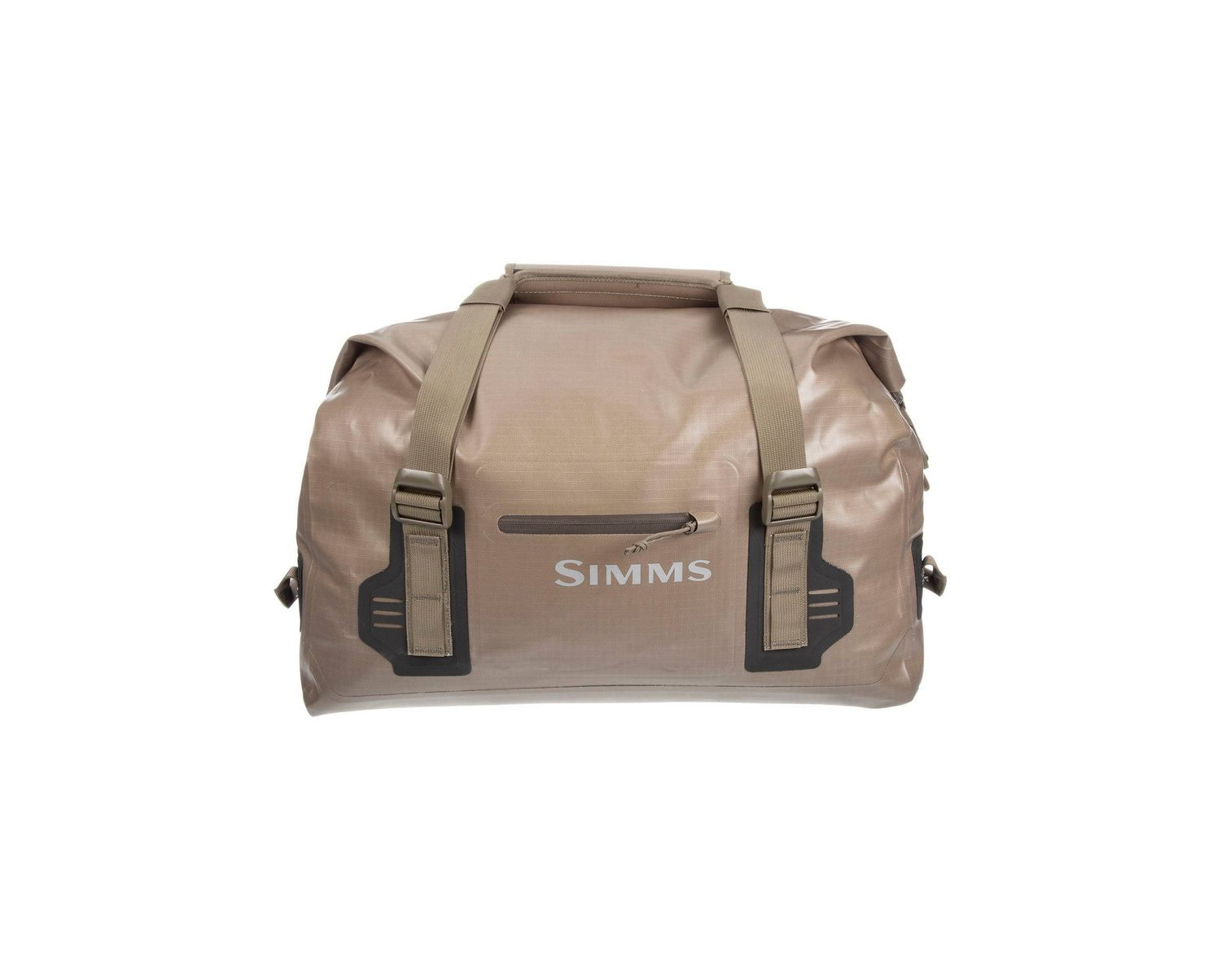 Simms Dry Creek Waterproof Duffel S - 60L, Tan