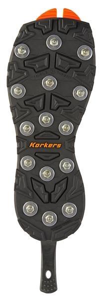 Korkers Triple Threat Carbide Spike Sole