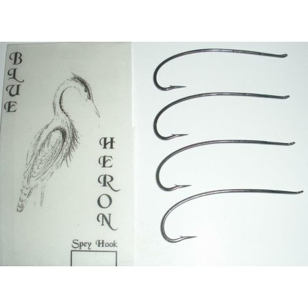 Blue Heron Spey Hooks By Dave Mcneese