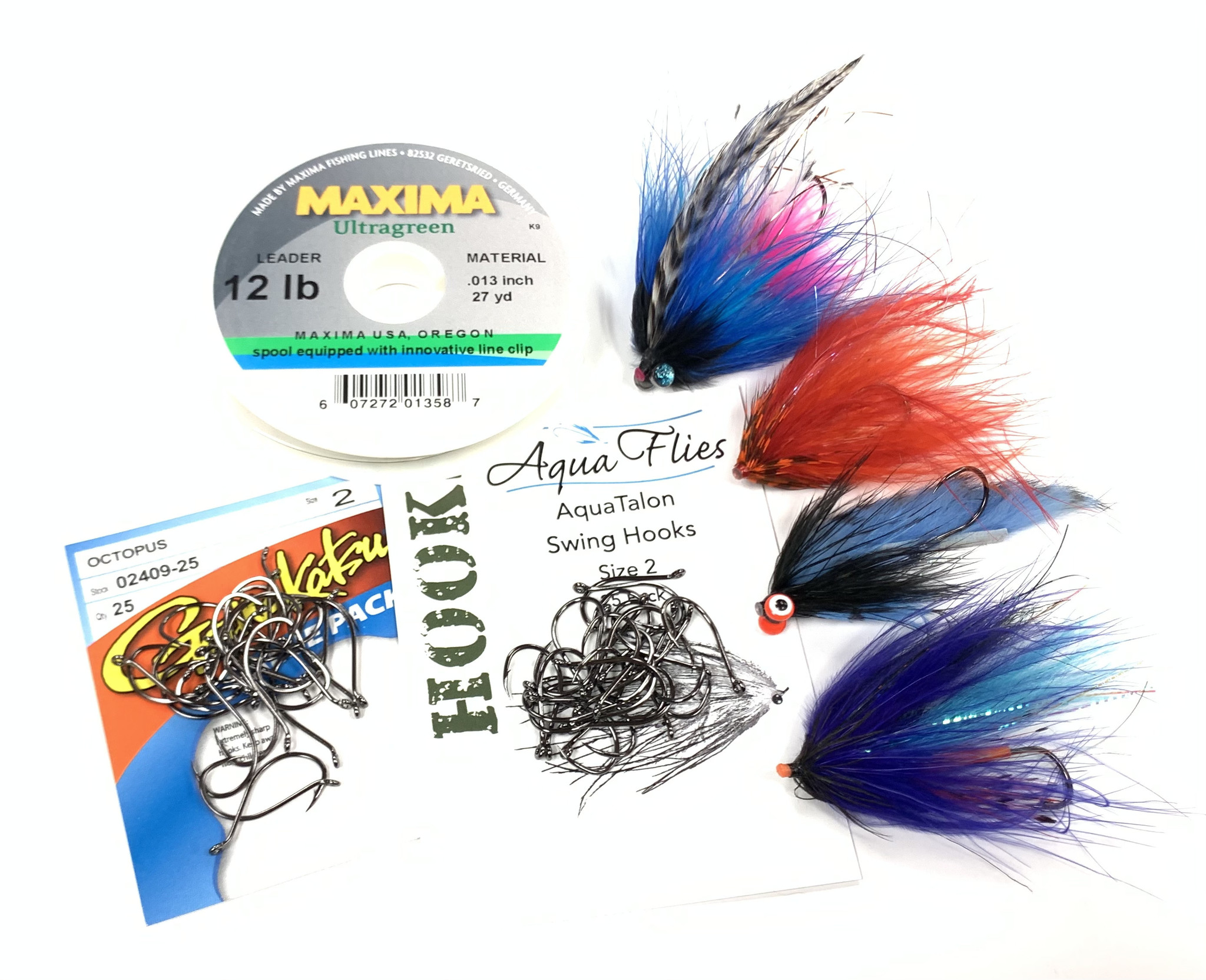 Rigging Tube Flies