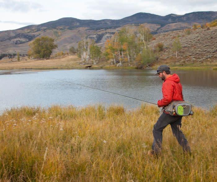 Fishpond Gunnison Guide Pack, Gravel