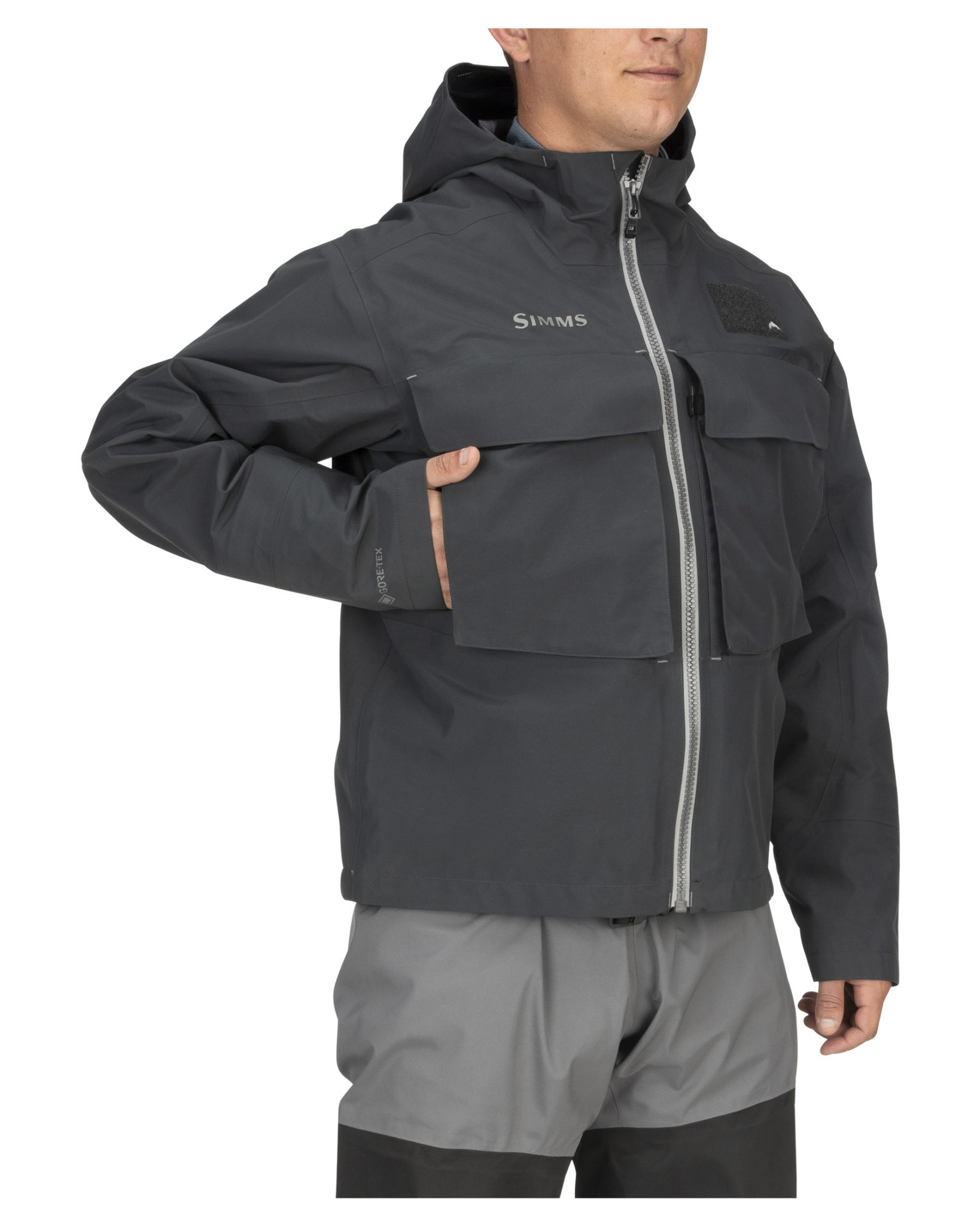 Simms Guide Classic Wading Jacket