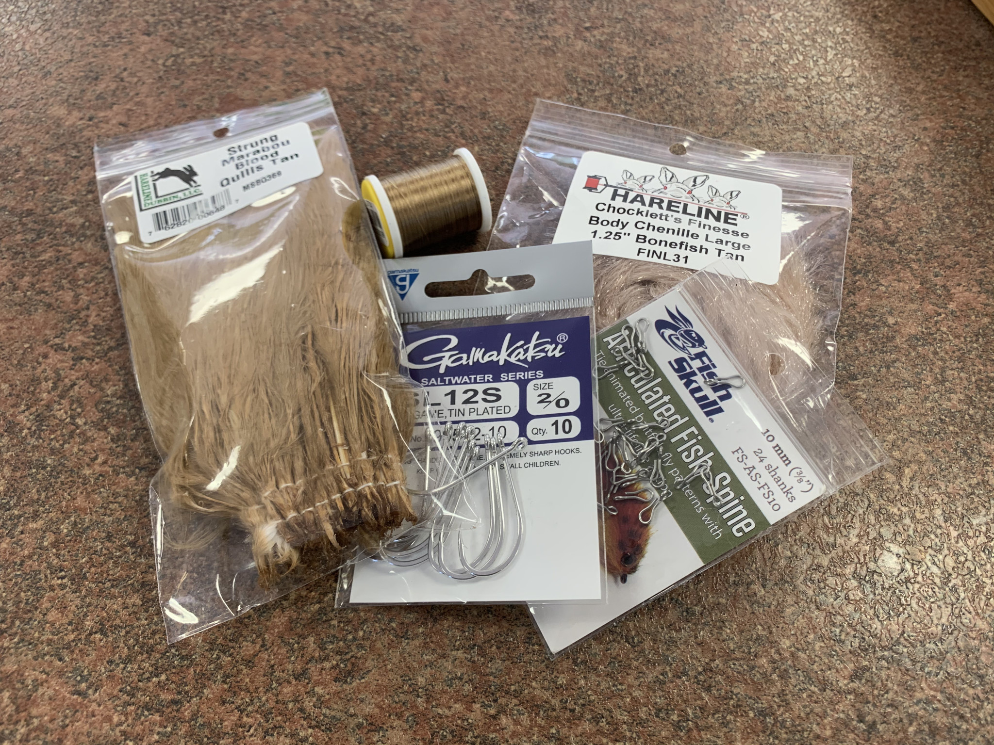 Anchored Outdoors' Game Changer Tying Kit