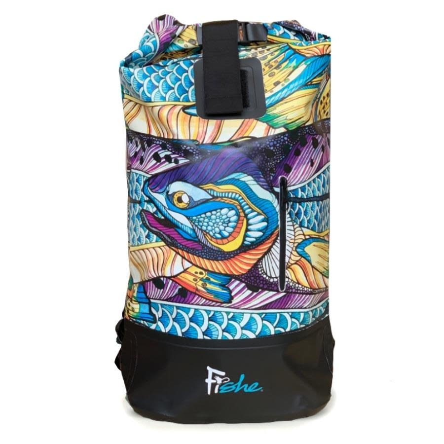 Kaleido King Dry Bag Backpack