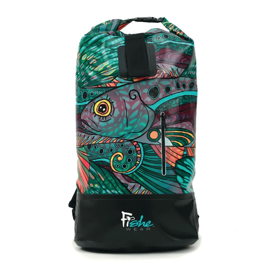 Groovy Grayling Dry Bag Backpack
