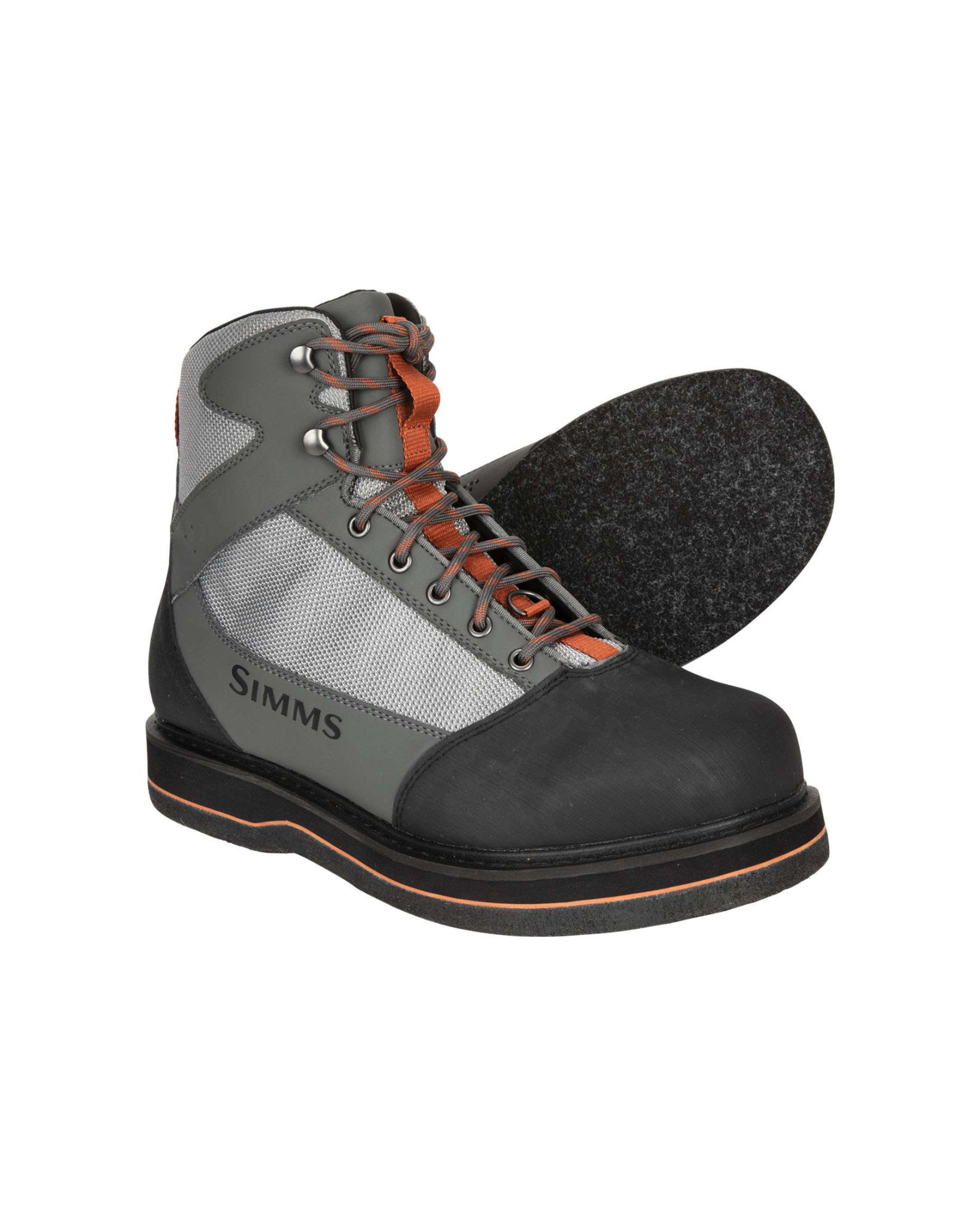Simms Tributary Boot Striker Grey - Felt