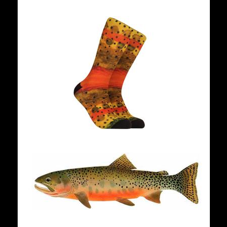 Reel Threads Fish Socks