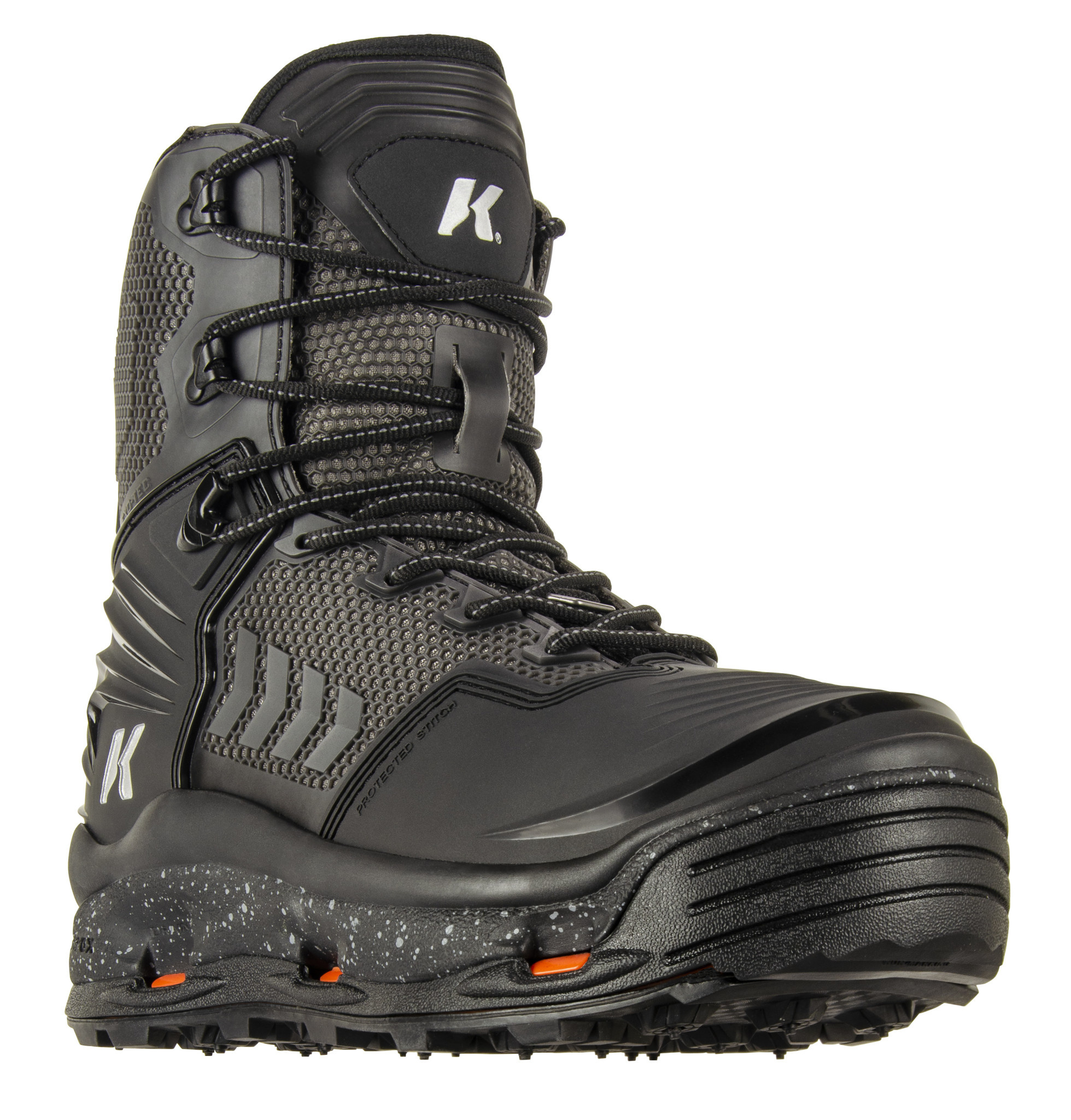 Korkers River Ops Boot with Felt and Vibram Soles