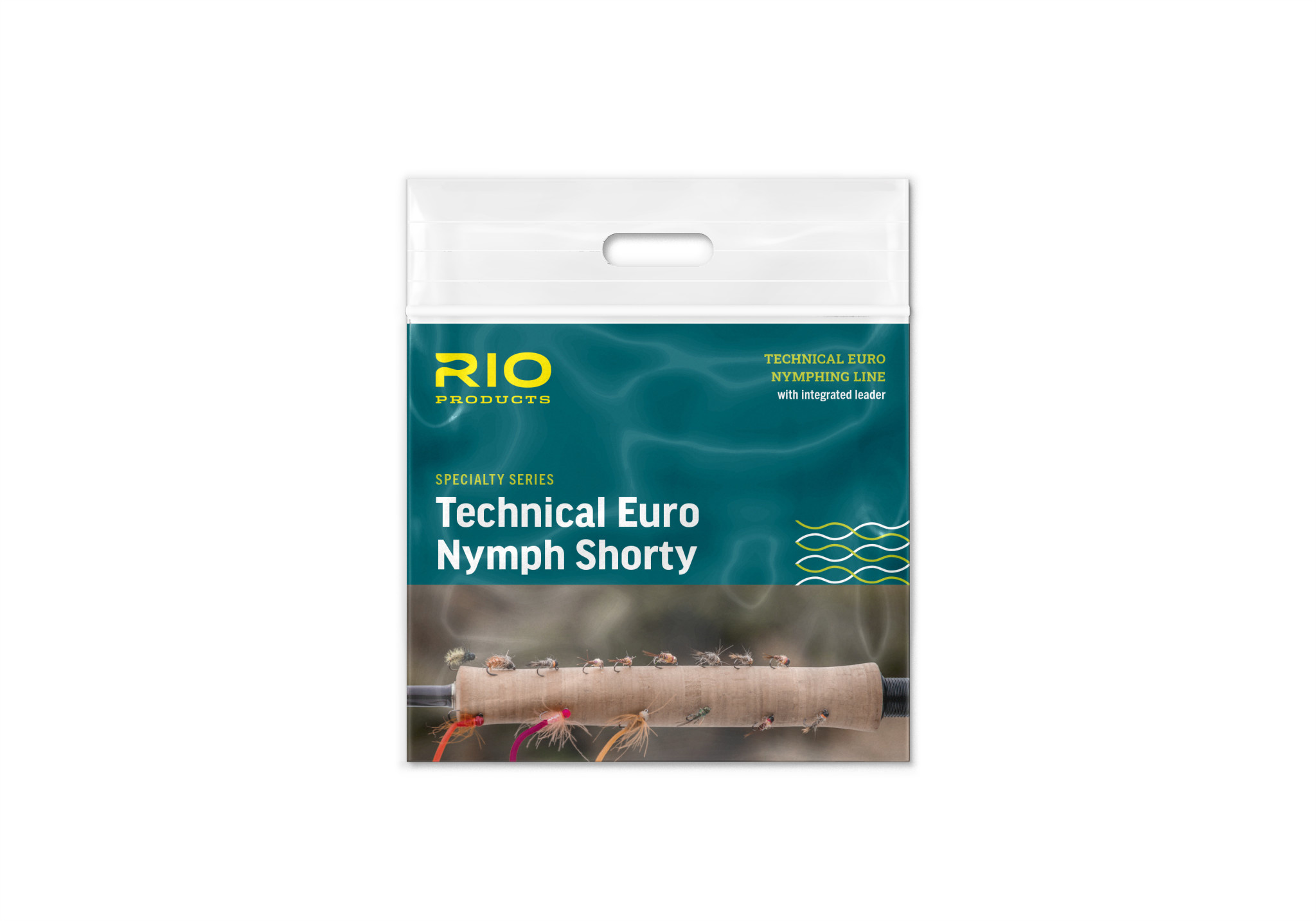 TECHNICAL EURO NYMPH SHORTY