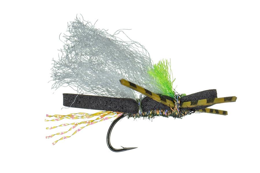 Hi-Vis Micro Chubby- Peacock #16
