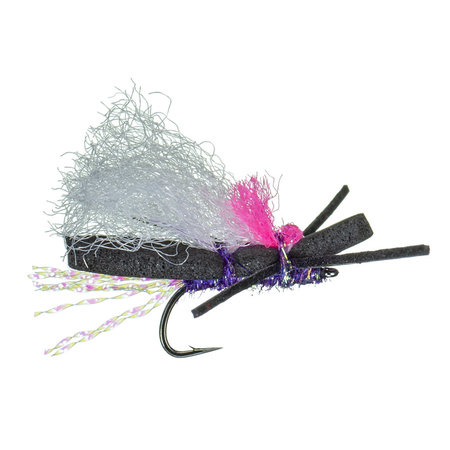 Hi-Vis Micro Chubby- Black/Purple #16