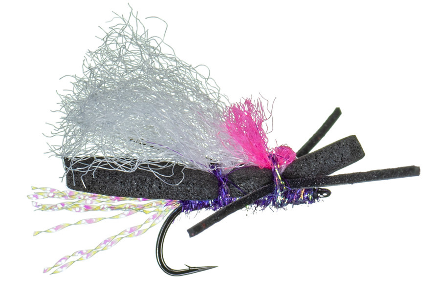 Hi-Vis Micro Chubby- Black/Purple #16
