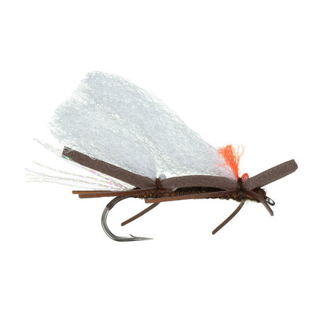Hi-Vis Skinny Chubby- Salmonfly #08