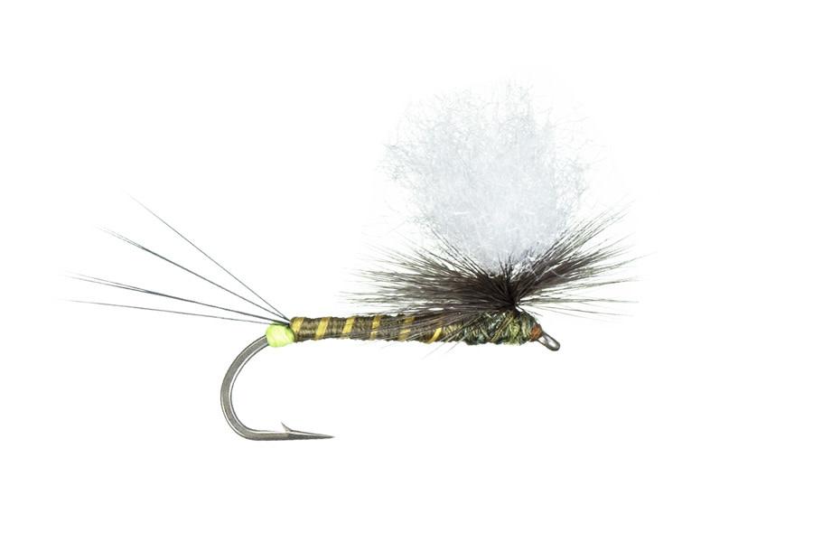Hot Spot Para-Wulff- Green Drake