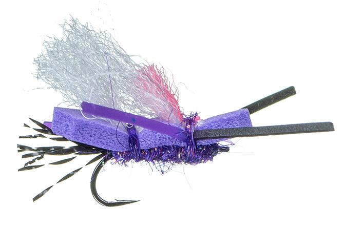 Hi-Vis Micro Chubby- Purple #14