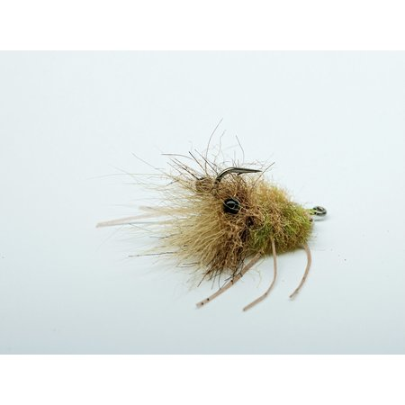 Anchored Outdoors' Cole Fischer Bush Man Crab Tying Kit