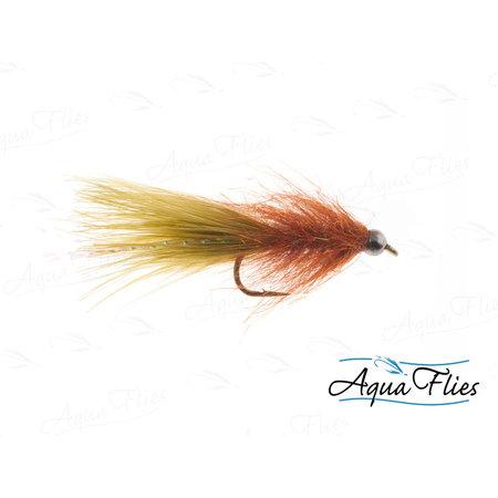 Stillwater Leech, Burnt Orange/Olive Sz 10