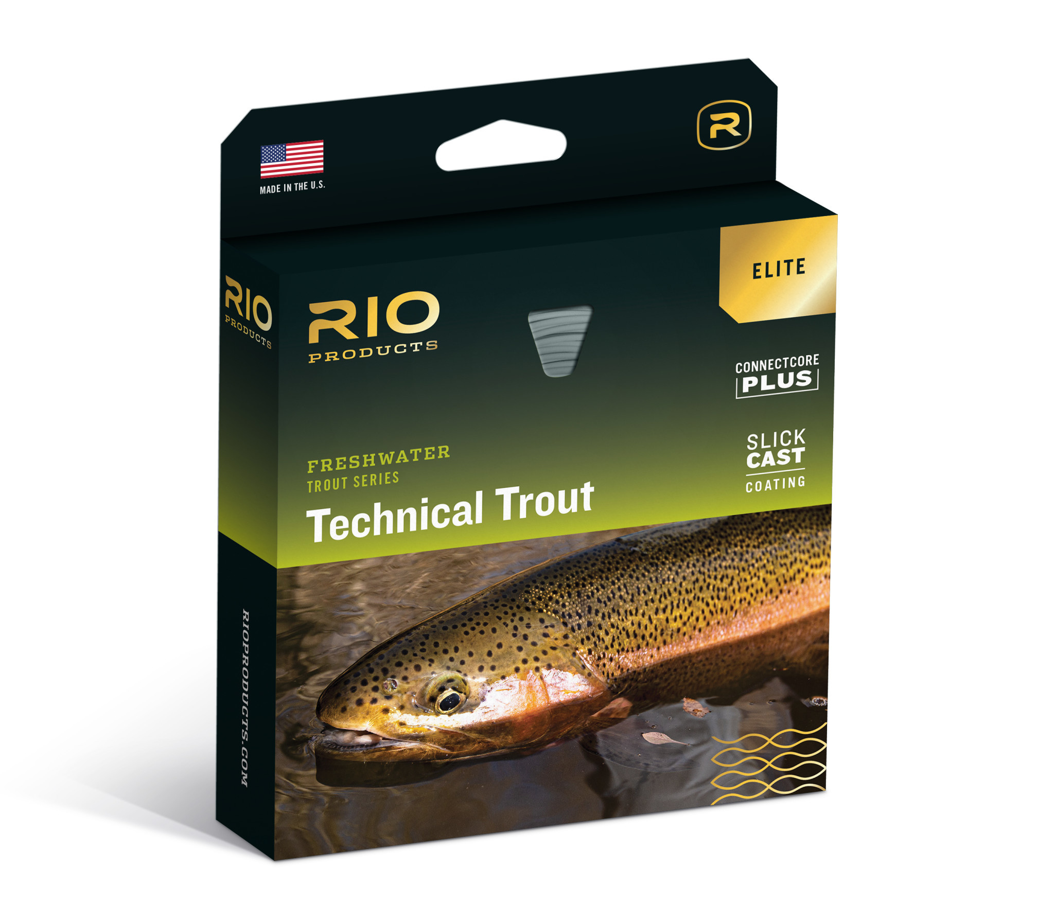 Rio Technical Trout Elite Fly Line